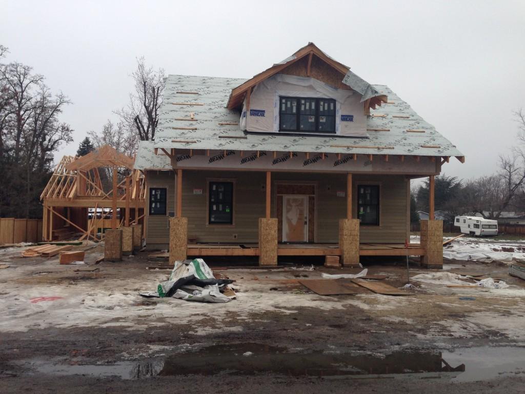 North End home, Boise North End construction, Ogata Construction, Boise blueprints, Boise Real Estate, Boise Interior Design